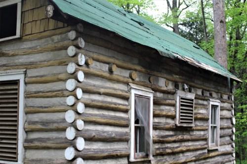 Log house - Elkmont, Great Smokies