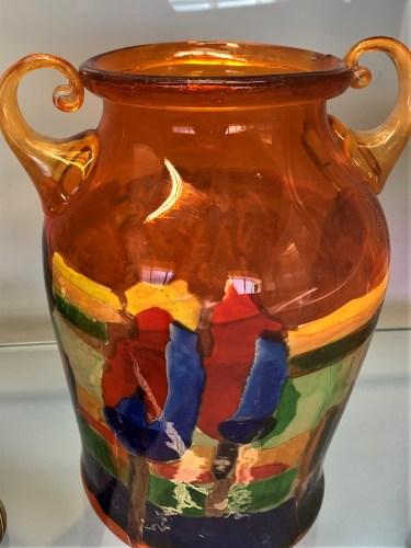 Corning Museum Vase