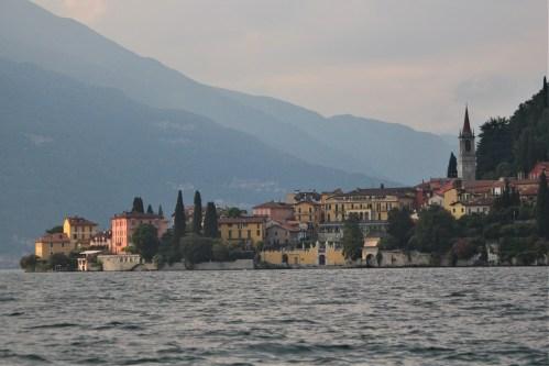 Early morning view of Varenna, Lake Como, Italy