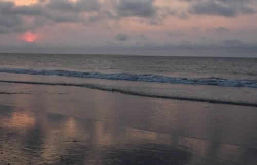 Before sunrise Pawleys Island SC