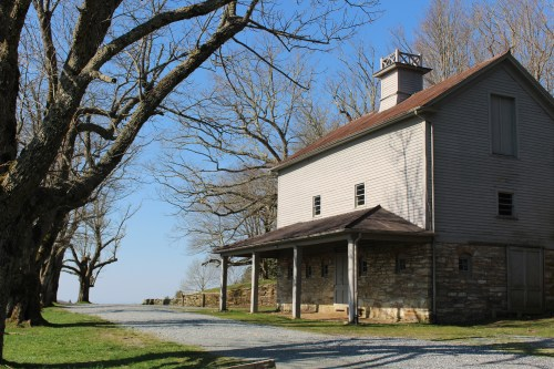 Carriage House, Moses Cone Memorial Park, Blue Ridge Parkway