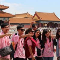 Touring the Forbidden City, home of the last Emperor of China
