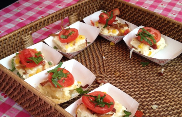 Going fast: Tomato Head biscuits