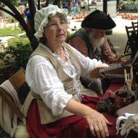 A Blast with the Past:  East Tennessee History Fair 2014