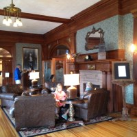 """Extra"" experiences at Stanley Hotel, Estes Park, Colorado"