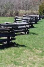 Split rail fence, Cades Cove, TN