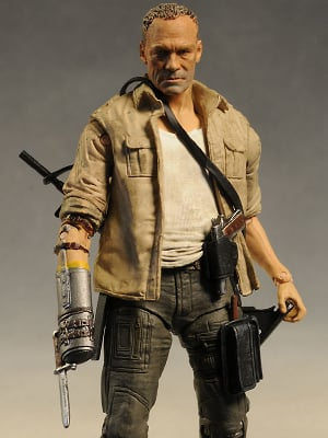 Merle Dixon Action Figure