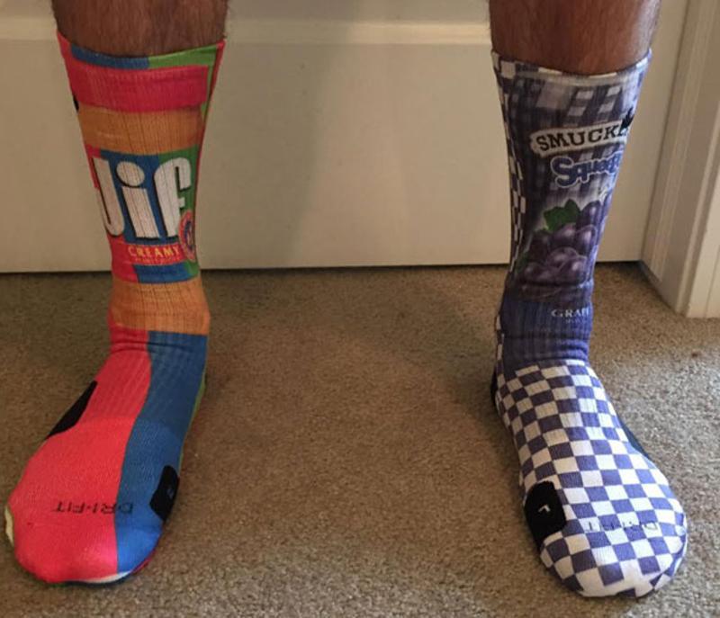 PB&J Socks