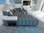 LED Sectional Sofa