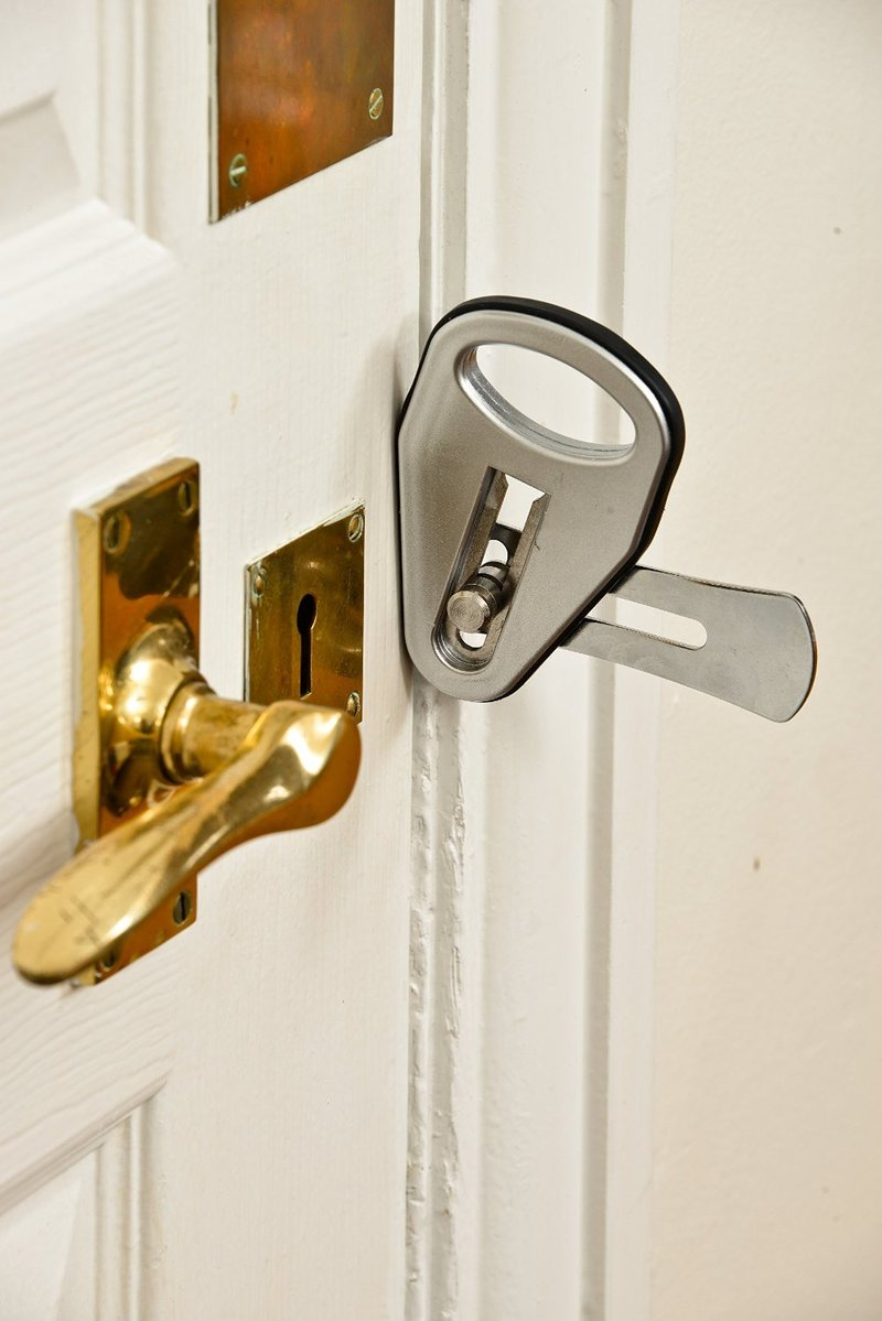 Temporary Door Lock