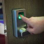 Biometric Fingerprint Door Lock
