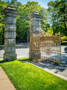 Point Pleasent Park, Young St. Gate