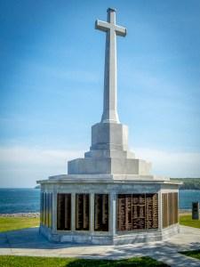 The Halifax Memorial ,Point Pleasent Park, Halifax