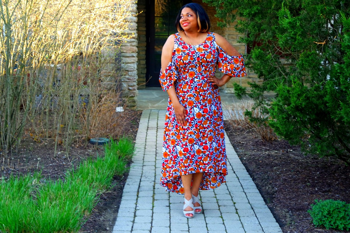 Style Sunday | Floral for Spring.. Groundbreaking