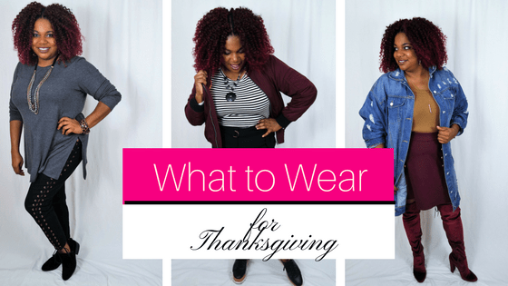 What to Wear For Thanksgiving | Wize Style Wednesday