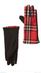 Nordstrom Rack Plaid Gloves