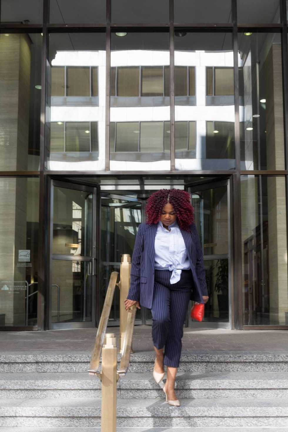 Plus Size Workwear Outfit