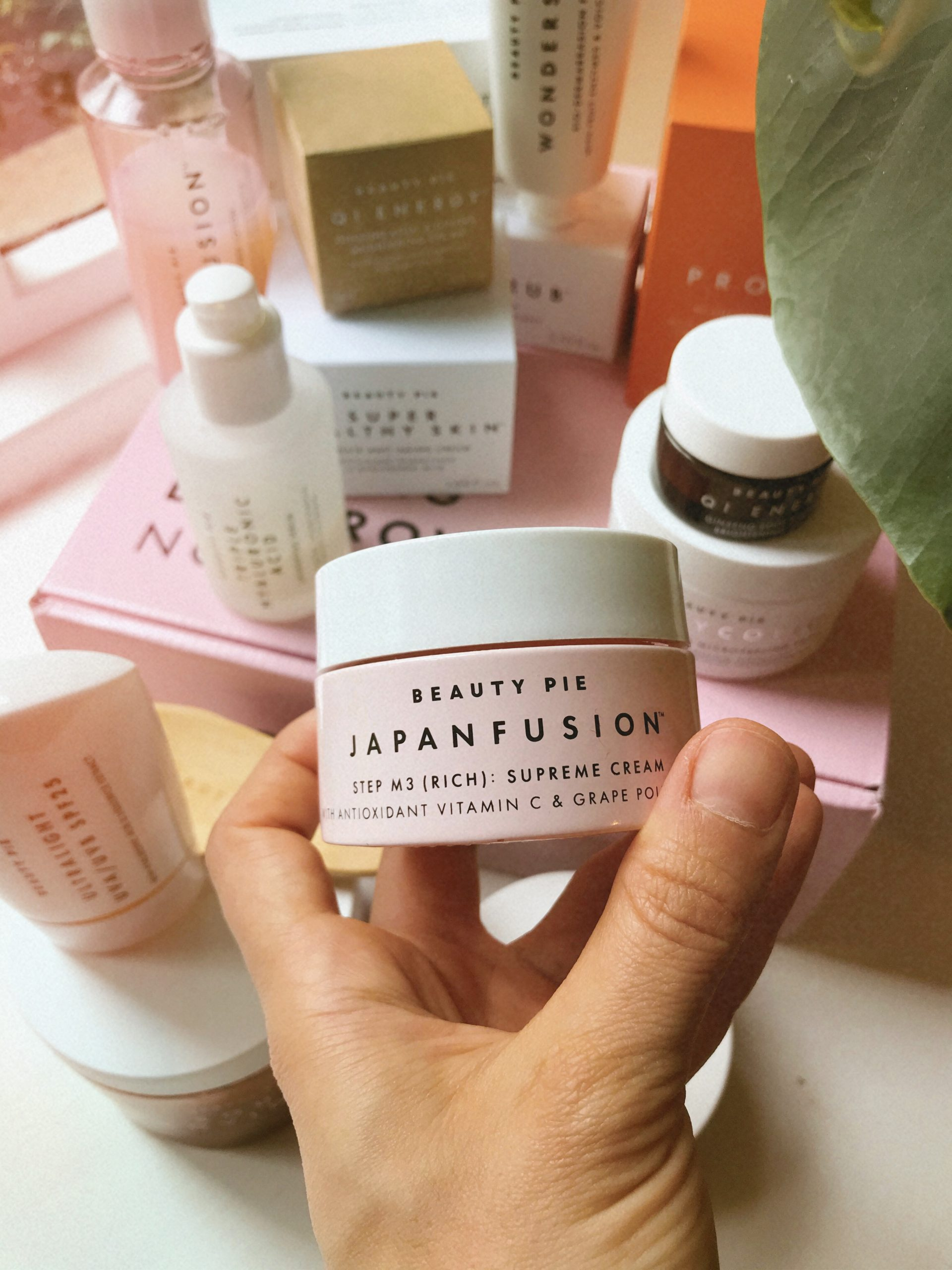 An affordable moisturiser for sensitive skin - JapanFusion Supreme Cream Beauty Pie