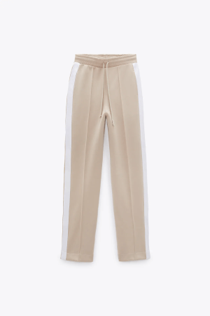 Zara Retro Sporty Trousers