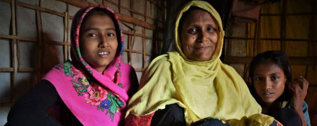Breaking barriers for Rohingya refugee women | Oxfam International