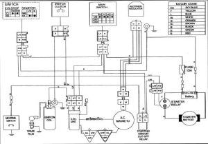TTR225 Wiring Diagram Photo by spudrider | Photobucket