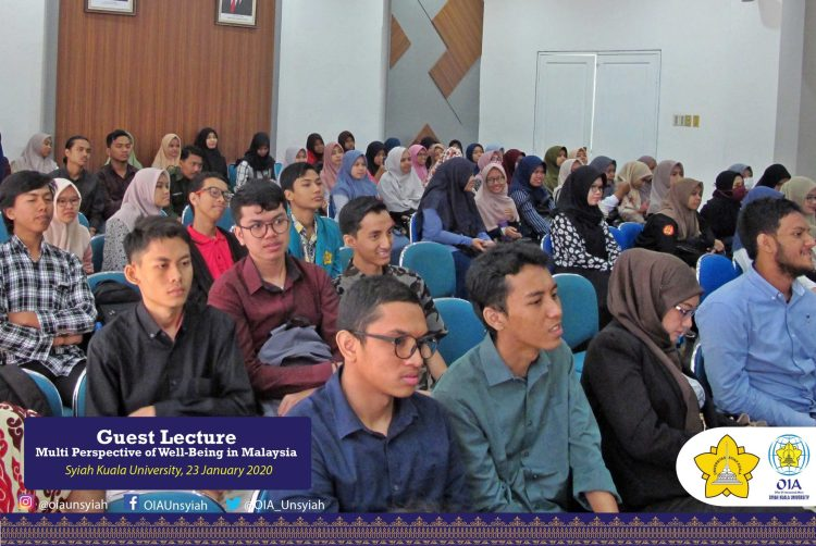 Guest Lecture - UPM Malaysia