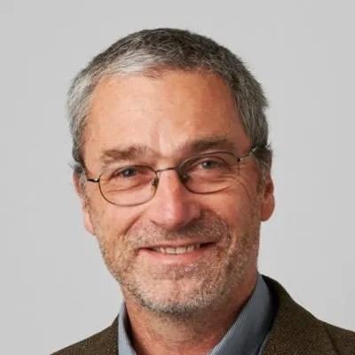 Phil Vernon, former Director of Programmes
