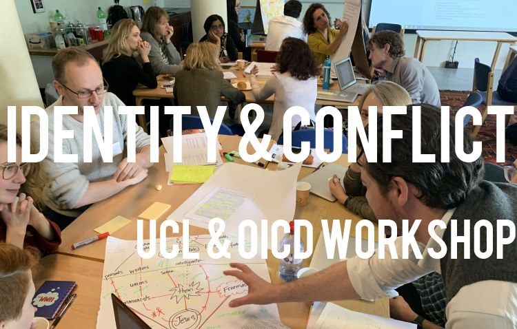 Workshop on Identity and Peacebuilding brings together Artists, Academics and Practitioners