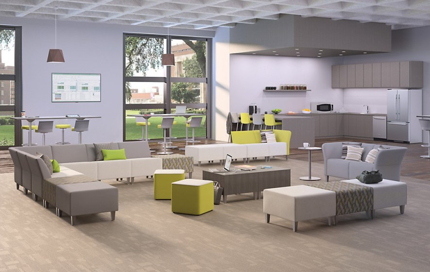 Lounge and Collaborative