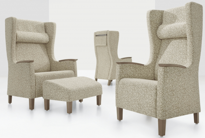 Global - Primacare Wingback