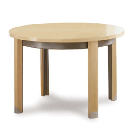 Silver Ion Side Table