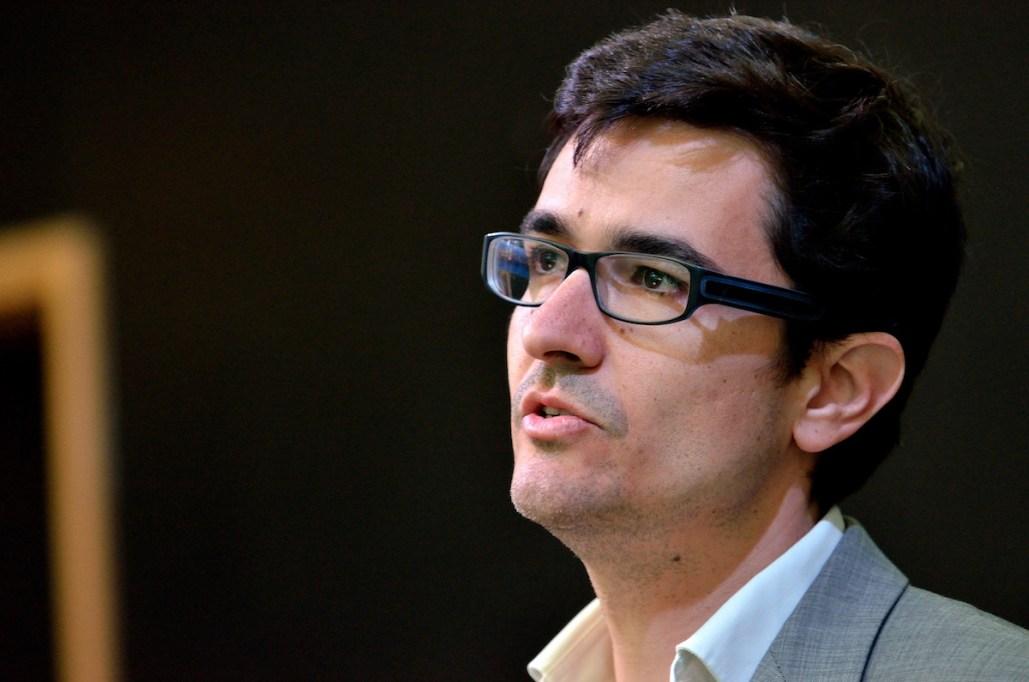 Foto de Ángel Sánchez, Embajador de Innovación de OIC