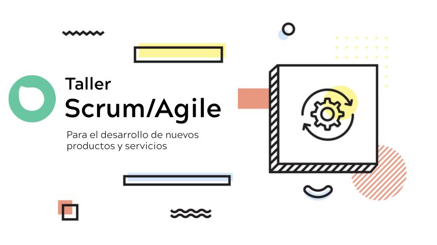 """Imagen sobre el taller de """"scrum/agile para el desarrollo de nuevos productos y servicios"""", impartido por Daniel Llamas y Francisco Velasco. Organizado por Open Innovation Community (OIC)."""