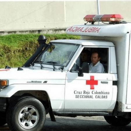 Ataque a ambulancias en Colombia por parte de las Farc