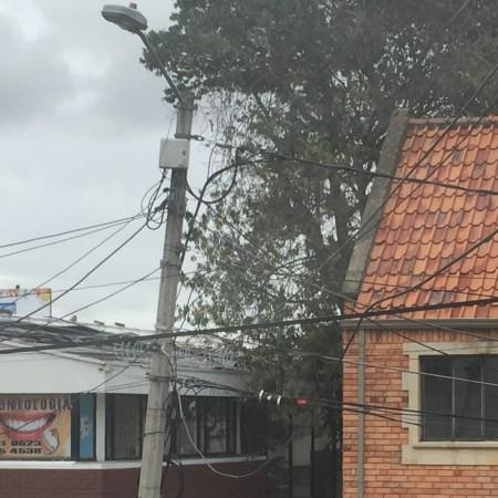 Energia Bogota