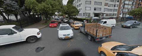 Protestas contra los bicicarriles de Petro Bogotá