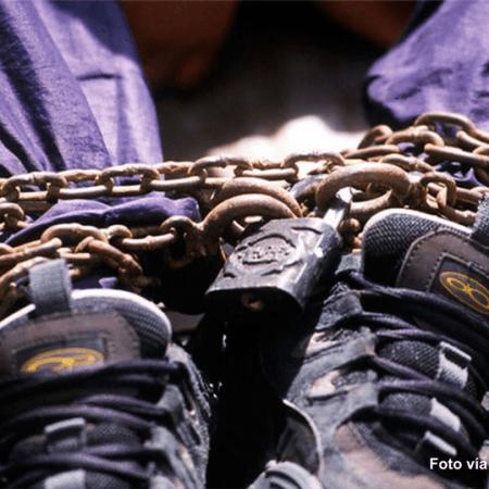 Secuestro en Colombia