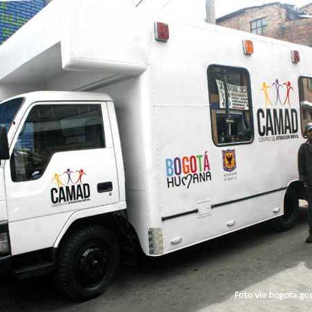 CAMAD Bogota
