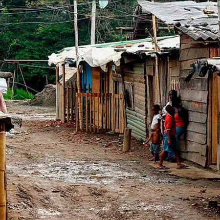 pobreza Colombia