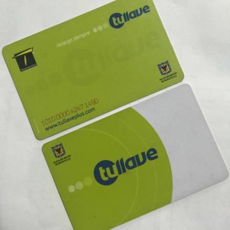 recarga de tarjetas SITP Bogota