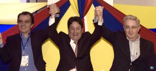 Pacho Santos es el director del CD