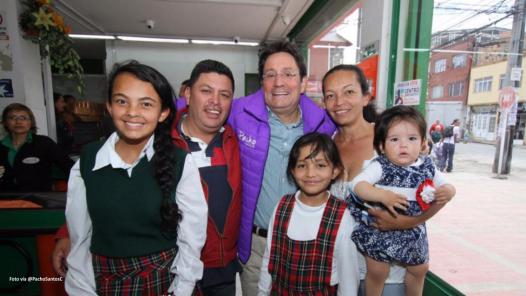 Pacto etica por Bogota