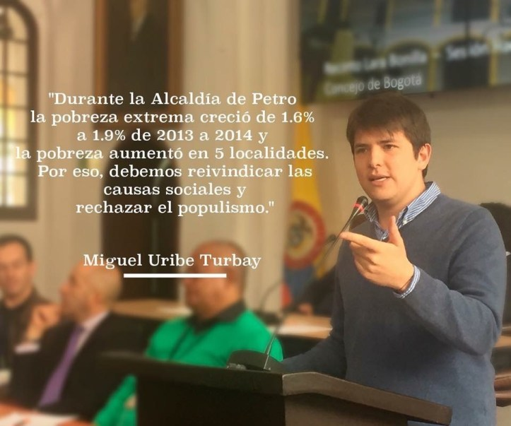 Miguel Uribe Turbay
