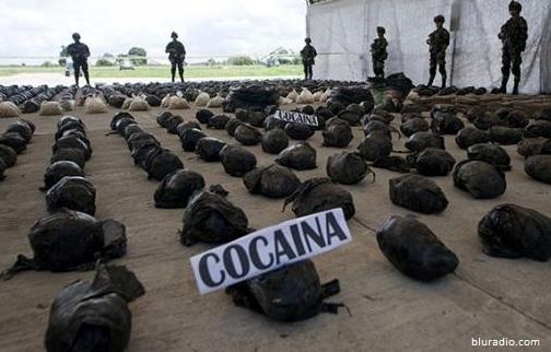 Narcotrafico Farc