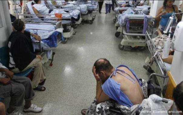 hospitales bogotá