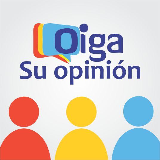 Oiga su opinion 5