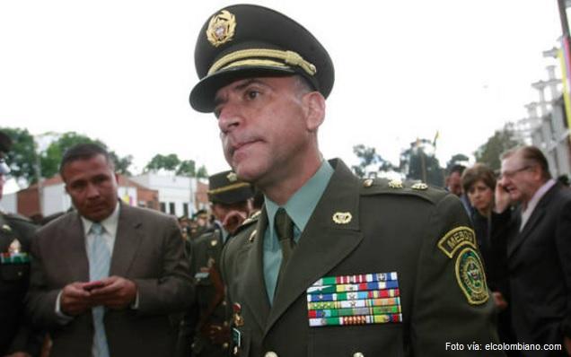 general Luis Eduardo MArtínez