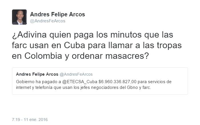 tweet arcos1