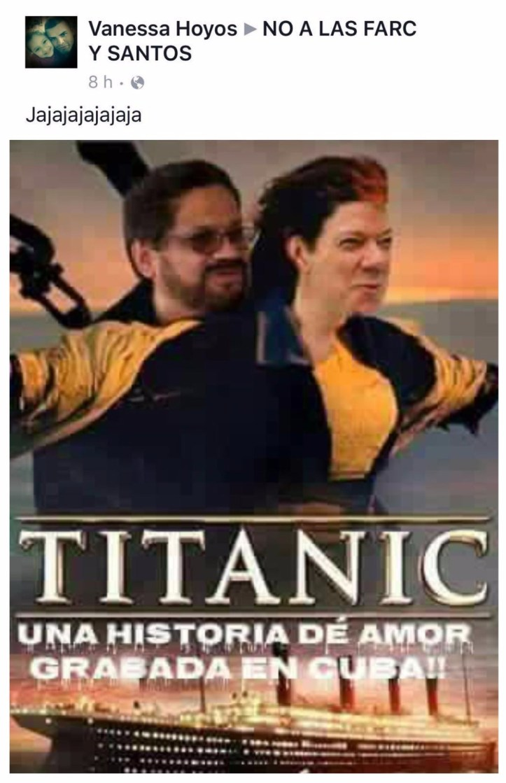 opinión titanic
