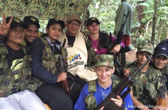 Resultado de imagen para catatumbo violador niñas